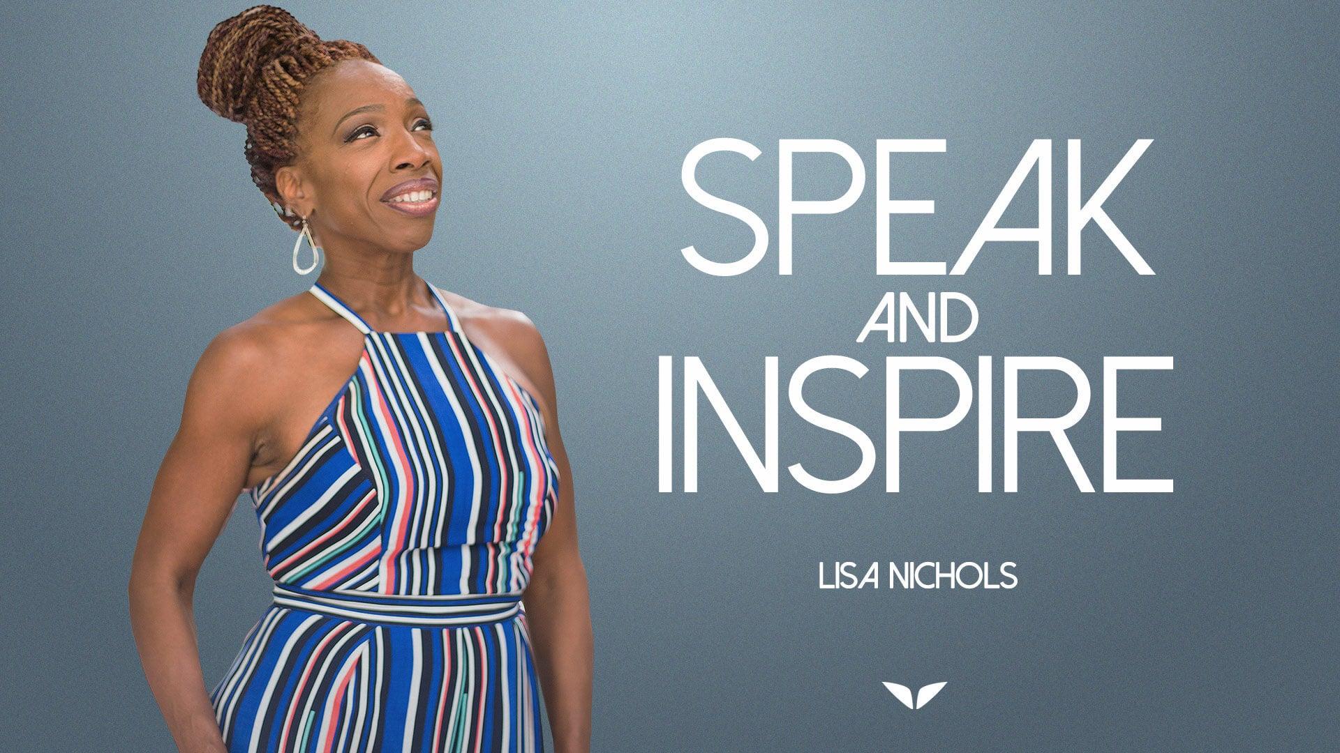Speak and Inspire
